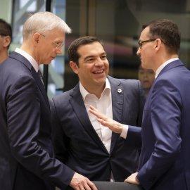 Αλέξης Τσίπρας στις Βρυξέλλες: Από μέρος του προβλήματος η Ελλάδα έγινε μέρος της λύσης (φώτο-βίντεο) - Κυρίως Φωτογραφία - Gallery - Video