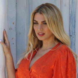 Η Κωνσταντίνα Σπυροπούλου στο νοσοκομείο με σοβαρό έγκαυμα! (φωτό)  - Κυρίως Φωτογραφία - Gallery - Video