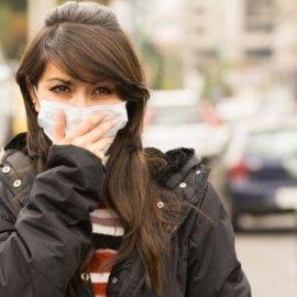 Αφρικανική σκόνη: Γιατί είναι επικίνδυνη για την υγεία μας – Ποιοι πρέπει να προσέχουν περισσότερο  - Κυρίως Φωτογραφία - Gallery - Video
