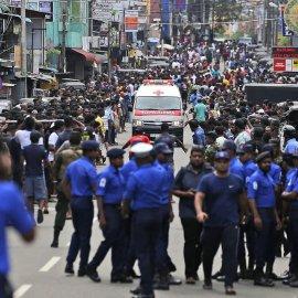 Παγκόσμια θλίψη και κατακραυγή για το μακελειό στη Σρι Λάνκα - 207 οι νεκροί -Ανάμεσα τους πολλοί ξένοι (φώτο) - Κυρίως Φωτογραφία - Gallery - Video