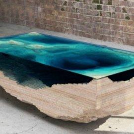 Σπύρος Σούλης: Αν θέλετε κάτι πρωτότυπο για το σαλόνι σας επιλέξτε ένα από αυτά τα 6 Coffee Table  - Κυρίως Φωτογραφία - Gallery - Video