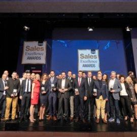 Όμιλος ΟΤΕ: Κατέκτησε 21 βραβεία στα Sales Excellence Awards 2019  - Κυρίως Φωτογραφία - Gallery - Video