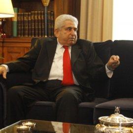 Σε κρίσιμη κατάστασή η υγεία του Δημήτρη Χριστόφια - Διασωληνώθηκε ο τέως πρόεδρος της Κύπρου - Κυρίως Φωτογραφία - Gallery - Video