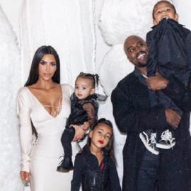 H Kim Kardashian μας ΄δειξ για πρώτη φορά το τέταρτο παιδάκι της – Ποιο είναι το όνομά του; (φωτό) - Κυρίως Φωτογραφία - Gallery - Video