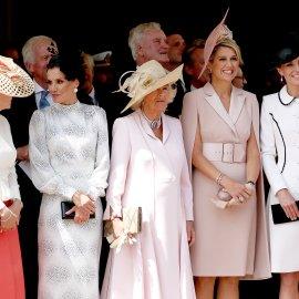 Τέσσερις βασίλισσες - ή σχεδόν - μαζί σε κοινή εμφάνιση μαζί για πρωτοσέλιδο μόδας - Κέιτ, Λετίσια της Ισπανίας , Μάξιμα της Ολλανδίας, Καμίλα & η βασίλισσα Ελισάβετ εκεί (φώτο-βίντεο)  - Κυρίως Φωτογραφία - Gallery - Video