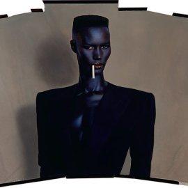 Vintage pics: Η μαύρη καλλονή Grace Jones ποζάρει στον Jean-Paul Goude στα τέλη της δεκαετίας του 80'  - Κυρίως Φωτογραφία - Gallery - Video