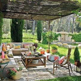 37 απίθανες ιδέες για να διακοσμήσεις την αυλή σου για το καλοκαίρι & να την μετατρέψεις σε επίγειο παράδεισο - Κυρίως Φωτογραφία - Gallery - Video