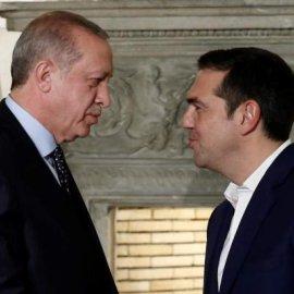 """Αμετακίνητος  Ερντογάν: """"Ότι & να λέει ο Έλληνας πρωθυπουργός θα συνεχίσω το """"χαβά"""" μου"""" - Η απάντηση Τσίπρα - Κυρίως Φωτογραφία - Gallery - Video"""