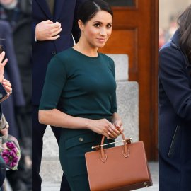 Ας μιλήσουμε για τσάντες: Βασίλισσες & πριγκίπισσες με τις αγαπημένες τους handbags! - Κυρίως Φωτογραφία - Gallery - Video