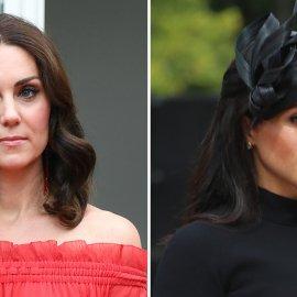 Θυμάστε τις δύο μουτρωμένες πριγκίπισσες; Ξεχάστε όσα ξέρατε -Τι  έφερε κοντά τη Meghan Markle και Kate Middleton (εικόνες) - Κυρίως Φωτογραφία - Gallery - Video