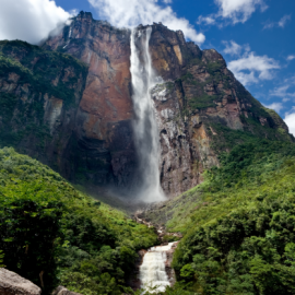Εξωπραγματικό βίντεο αποδεικνύει την ομορφιά της φύσης: Angel Falls, ο ψηλότερος καταρράκτης στον κόσμo - Κυρίως Φωτογραφία - Gallery - Video