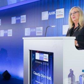 Ευρωπαϊκό Συνέδριο Διμερών Γερμανικών Επιμελητηρίων: Οι μεγάλες προκλήσεις σε έναν κόσμο που αλλάζει - Κυρίως Φωτογραφία - Gallery - Video