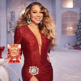 All I want for Crisp-mas is you: Η Μαράια Κάρεϊ σε χριστουγεννιάτικο mood πρωταγωνιστεί σε καμπάνια -έκπληξη για πατατάκια (φώτο) - Κυρίως Φωτογραφία - Gallery - Video