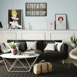 """Σπύρος Σούλης: Δείτε αυτό το υπέροχο διαμέρισμα των 60 τμ που θα σας """"κεντρίσει την προσοχή"""" με το στυλ του (φωτό) - Κυρίως Φωτογραφία - Gallery - Video"""