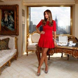 Melania Trump: Πιο λαμπερή από ποτέ σε μια chic εμφάνιση χωρίς τη συνοδεία του Donald Trump - Φώτο - Κυρίως Φωτογραφία - Gallery - Video