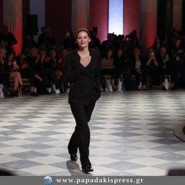 Η Yvonne Bosnjak στην ελληνική εβδομάδα μόδας - Κυρίως Φωτογραφία - Gallery - Video