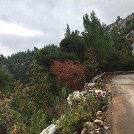 Επικίνδυνος γκρεμός στην Εύβοια που απειλεί με κοτρόνες τους διερχόμενους - Θα κάνει κάτι άμεσα η Περιφέρεια; (φώτο) - Κυρίως Φωτογραφία - Gallery - Video