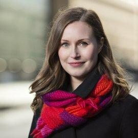 Σάνα Μάριν - 34 ετών:Η νεότερη πρωθυπουργός του κόσμου! Η Φινλανδέζα που μεγάλωσε απόομοφυλόφιλο ζευγάριγυναικών  - Κυρίως Φωτογραφία - Gallery - Video
