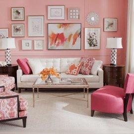 Διακόσμηση: 20 χρώματα που ταιριάζουν ενώ δεν το περιμένατε με το αγαπημένο μας & αισιόδοξο ροζ (φώτο) - Κυρίως Φωτογραφία - Gallery - Video