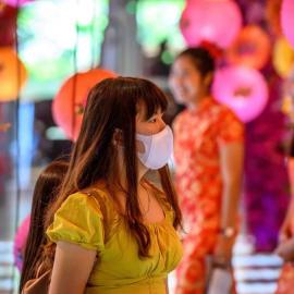 """Με τραγούδια """"διώχνουν"""" τον κακό...κοροναϊό - Εντός των τειχών οι Κινέζοι - 14 θύματα στη Ταϊλάνδη - Κυρίως Φωτογραφία - Gallery - Video"""