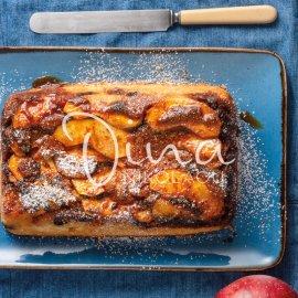 Η Ντίνα Νικολάου δημιουργεί: Μηλόπιτα με καραμελωμένα μήλα & σοκολάτα - Κάτι διαφορετικό για το γιορτινό τραπέζι    - Κυρίως Φωτογραφία - Gallery - Video