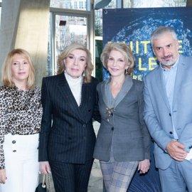 """Η Μαριάννα Βαρδινογιάννη στη """"Νύχτα Ανάγνωσης"""" της Unesco στο Παρίσι (φώτο) - Κυρίως Φωτογραφία - Gallery - Video"""