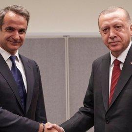 """Ενοχλήθηκε ο Ερντογάν με τον Μητσοτάκη: """"Έκανε λάθος που κάλεσε τονΧαφτάρ - Να το διορθώσει και βλέπουμε"""" - Κυρίως Φωτογραφία - Gallery - Video"""