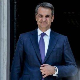 """Κυρ. Μητσοτάκης: """"Η Ελλάδα επιστρέφει"""" - Διπλή αναβάθμιση & διεθνές ενδιαφέρον για επενδύσεις - Κυρίως Φωτογραφία - Gallery - Video"""