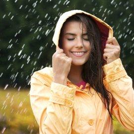 Καιρός με βροχές & καταιγίδες - Πτώση της θερμοκρασίας σε όλη τη χώρα   - Κυρίως Φωτογραφία - Gallery - Video