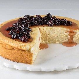 Ο Άκης Πετρετζίκης δημιουργεί: Απίθανο Γερμανικό Κέζε κούχεν - Παραδοσιακό cheesecake χωρίς βάση - Κυρίως Φωτογραφία - Gallery - Video
