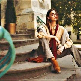 Φορώνταςτο vintage παντελόνι σας κάπως έτσι& αξιοποιώντας με στυλ τα μποτίνια σας, θα έχετεlook 2020 - Φώτο - Κυρίως Φωτογραφία - Gallery - Video