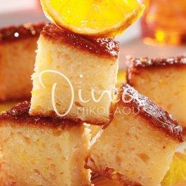 Φανταστική πορτοκαλόπιτα από τη Ντίνα Νικολάου για το τραπέζι της Τσικνοπέμπτης - Κυρίως Φωτογραφία - Gallery - Video