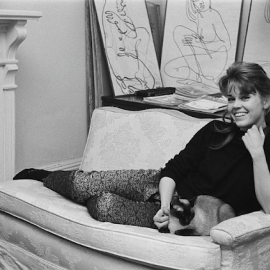 Vintage pics: H Jane Fonda μόλις 22 χρονών φωτογραφίζεται στη Νέα Υόρκη - Μαγειρεύει & παίζει με την γάτα της - Κυρίως Φωτογραφία - Gallery - Video