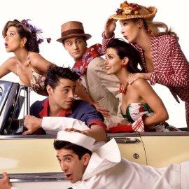 Το ανακοίνωσε η ίδια η Jennifer Aniston: «Τα Φιλαράκια» επιστρέφουν! -16 χρόνια μετά στις οθόνες μας ξανά! (φωτό) - Κυρίως Φωτογραφία - Gallery - Video
