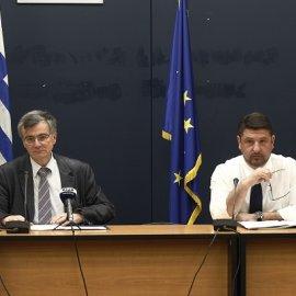 Κορωνοϊός - Ελλάδα: 43 νεκροί & 56 νέα κρούσματα, 1212 συνολικά - 72 οι διασωληνωμένοι σε ΜΕΘ - Κυρίως Φωτογραφία - Gallery - Video