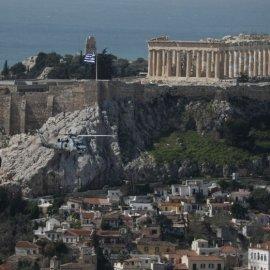 Κορωνοϊός – Αθήνα: Και ξαφνικά η ατμόσφαιρα καθάρισε, ο ουρανός είναι γαλάζιος: Εντυπωσιάζουν οι αριθμοί μείωσης του διοξειδίου - Κυρίως Φωτογραφία - Gallery - Video
