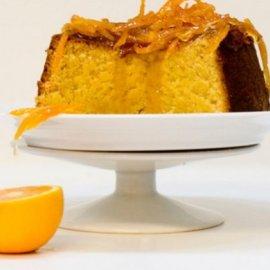 Υπέροχο αρωματικό κέικ πορτοκαλιού από τον μοναδικό Στέλιο Παρλιάρο - Κυρίως Φωτογραφία - Gallery - Video