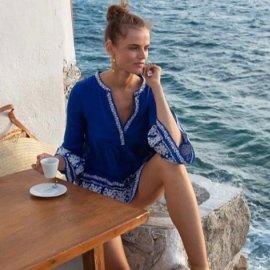 Η πολυαγαπημένη Made in Greece Etoile Coral παρουσιάζει την θαυμάσια καλοκαιρινή της συλλογή – Εκτυφλωτικά χρώματα αλλά & παλέτα της άμμου (φωτό) - Κυρίως Φωτογραφία - Gallery - Video