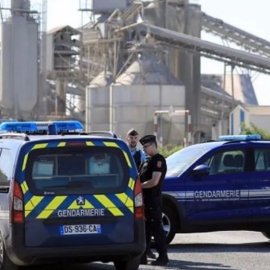 Μακελειό σε ορυχείο  της Γαλλίας: Εργαζόμενος εισέβαλε οπλισμένος, σκότωσε τρεις & προσπάθησε να αυτοκτονήσει - Κυρίως Φωτογραφία - Gallery - Video