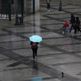 Μαγιάτικη κακοκαιρία – Βροχές, καταιγίδες & χαμηλές θερμοκρασίες  - Κυρίως Φωτογραφία - Gallery - Video