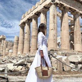 Evi Grintela: Το shirt dress, το διεθνές success story μιας Ελληνίδας – Στα Harrods, Νet à porter Βrowns στο Λονδίνο, Bergdorf and Goodman Νέα Υόρκ (Φωτό) - Κυρίως Φωτογραφία - Gallery - Video