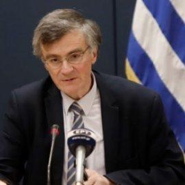 Σωτήρης Τσιόδρας: Συγκινημένος ανακοίνωσε την τελευταία συνέντευξη Τύπου – Το αποχαιρετιστήριο ποίημα του Ελύτη (βίντεο) - Κυρίως Φωτογραφία - Gallery - Video