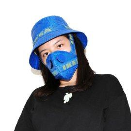Ε λοιπόν ναι! Η πιο διάσημη μπλε τσάντα από τα ΙΚΕΑ γίνεται μάσκα κατά του κορωνοϊού & μάλιστα αποτελεσματική  - Κυρίως Φωτογραφία - Gallery - Video
