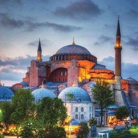 Αγιά Σοφιά – τζαμί: Παρών στην πρώτη μουσουλμανική προσευχή και ο Ταγίπ Ερντογάν – Διορίζονται 2 ιμάμηδες & 4 μουεζίνηδες - Κυρίως Φωτογραφία - Gallery - Video