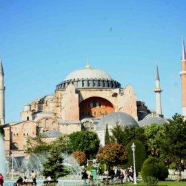 Σήμερα η κρίσιμη απόφαση για την Αγία Σοφία - Μουσείο ή τζαμί θα αποφασίσει το ανώτατο δικαστήριο της Τουρκίας (Φωτό & Βίντεο)  - Κυρίως Φωτογραφία - Gallery - Video