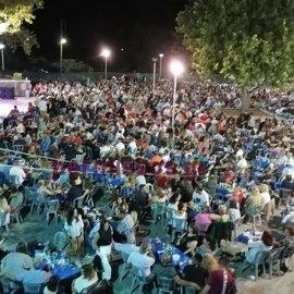 Πανηγύρι στην Αλίαρτο λες και εξαφανίστηκε ο κορωνοϊός  - Απίστευτος συνωστισμός παρουσία βουλευτών & δημάρχων - Κυρίως Φωτογραφία - Gallery - Video