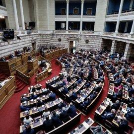 Υπερψηφίστηκε από τη Βουλή με 187 «ναι» το νομοσχέδιο για τις δημόσιες συναθροίσεις - Κυρίως Φωτογραφία - Gallery - Video