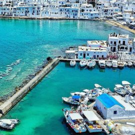 Πάρος: Επίσημα ανακοινώθηκε το πρώτο κρούσμα κορωνοϊού – Θετική μια Ελληνίδα μόνιμη κάτοικος  - Κυρίως Φωτογραφία - Gallery - Video
