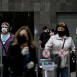 Αριστοτέλειο Πανεπιστήμιο προτείνει συγκεκριμένη σειρά μέτρων αλλιώς: 700 κρούσματα κάθε ημέρα, μάσκες, τηλεργασία στο Δημόσιο, τοπικό lockdown (Φωτό) - Κυρίως Φωτογραφία - Gallery - Video