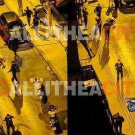 Τραγωδία στην Καλλιθέα: Ο σύζυγος εξαγριώθηκε & της επιτέθηκε με τσεκούρι επειδή του ζήτησε διαζύγιο - Σκηνές θρίλερ στο δρόμο (Φωτό & Βίντεο)  - Κυρίως Φωτογραφία - Gallery - Video